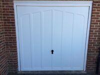 FAB CARDALE GARAGE DOOR NO PAINT FINISH CAR HENDERSON DIY