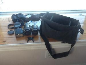 Minolta Maxxum Dynax 9xi Camera