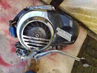 Vespa px 200 engine