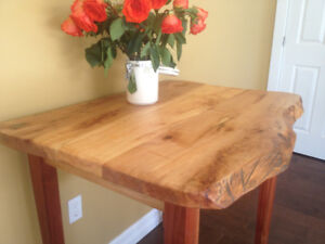 cool LIVE EDGE designs starting at $199 and UP ...