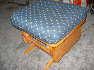 Rocking Foot Stool, (for a ) Gliding Rocking Chair. High Quality