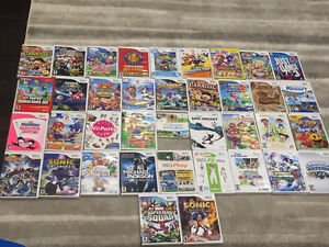Wii Games!