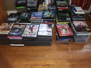 TV Box Sets and DVD Movies