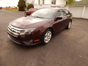 2011 Ford Fusion  2.5L 4Cyl / New MVI / Factory Remote Start