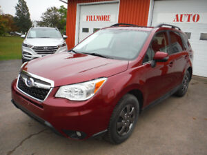 2015 Subaru Forester Touring AWD