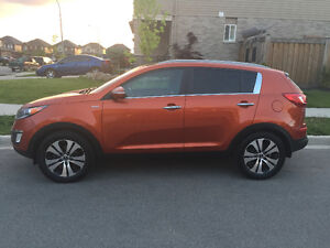 2012 Kia Sportage EX SUV *Safety done on July 10th*
