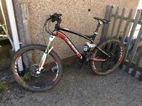 Mountain bike ( Merida one twenty 900d)