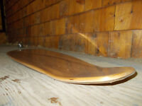 REDUCED UNTIL XMAS!! Blank Bamboo Longboard w/Kicktail
