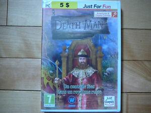 Death Man en Français PC [ Entièrement Neuf ]