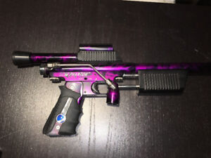 CCI phantom paintball pump