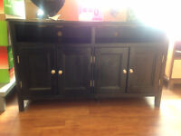 ASHLEY CARLYLE TV STAND