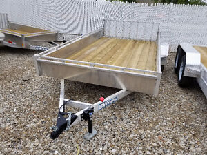 3 Day Fall Clearance on Aluminium BW Trail Trailers