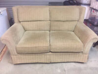 Marks and Spencer two seat sofa