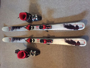 SALOMON 1080 SKI / BOOT / BINDING PACKAGE