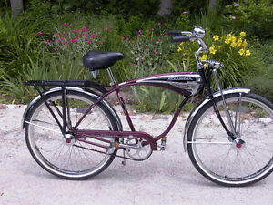 LIMITED EDITION 1996 SCHWINN CRUISER DELUXE BICYCLE