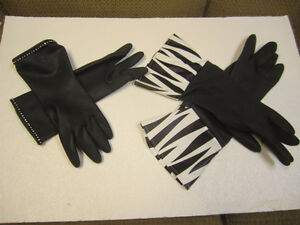 LADIES NOVELTY RUBBER GLOVES