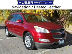 2009 Chevrolet Traverse AWD/Leather/Navigation/
