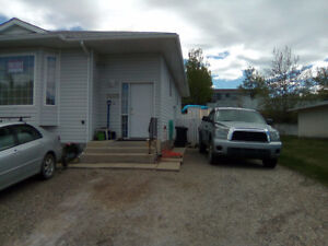 Grande Cache house for rent utilities included.