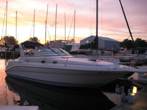 Used 1996 Sea Ray Boats 290 Sundancer