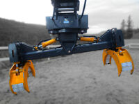 ALL HEAVY EQUIPMENT ATTACHMENTS FOR RENT! BUCKETS, GRAPPLES ETC.