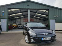 2010 Hyundai i30 1.6CRDi MANUAL DIESEL NEW SERVICE HPI CLEAR FINANCE AVAILABLE