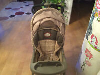 Baby stroller at $40