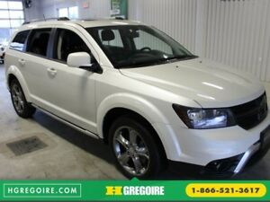2017 Dodge Journey Crossroad AWD (Mag-Cam-Toit-Nav)