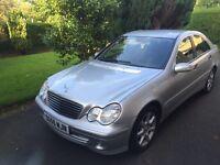 Mercedes Benz C220cdi