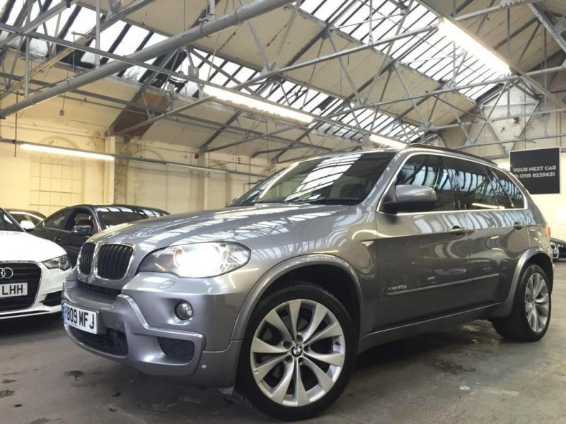 2009 bmw x5 3 0 30d m sport xdrive 5dr in new basford. Black Bedroom Furniture Sets. Home Design Ideas