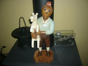 SCULPTURE TINTIN