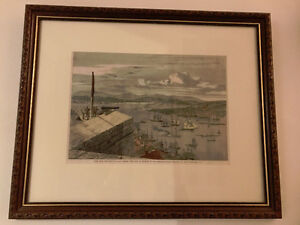 Original Canadian Scenery Engravings by WH Bartlett