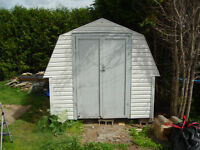 Baby Barn Storage Shed