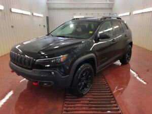 2019 Jeep Cherokee Trailhawk  - Navigation -  Uconnect - $133.01