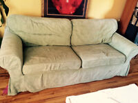 FREE couch/hide-a-bed/sofa