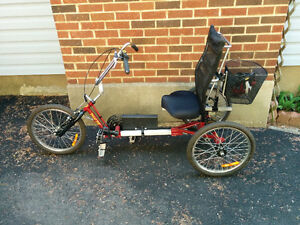Tri Vel 350 Special Needs Bike  for 10+ Years old