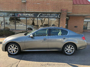 2011 Infiniti G37XS**AWD, One Owner, Accident Free**