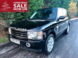 2002 LAND ROVER RANGE ROVER 4.4 V8 VOGUE AUTOMATIC 4X4