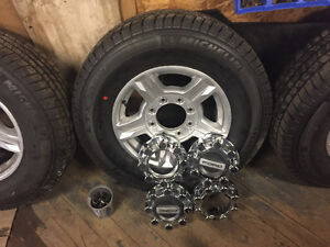 2017 f250 tires rims