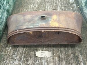 1928/1929 Ford Model A Gas Tank/Cowl #2 of 2