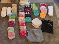 HUGE cloth diaper lot. Barely used!!!!