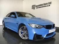 2014 BMW M4 3.0 DCT coupe *28K Full History* Full M performance yas marina blue