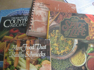 Cookbooks etc Cambridge Kitchener Area image 1