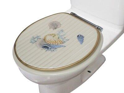 Spa Toilet Seat (Heavy Duty Decorative Round Toilet seat Round 17