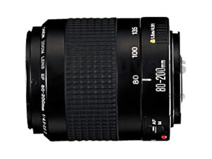 canon lens 80-200 mm