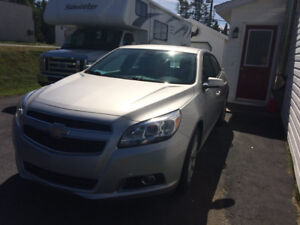 4 sale 2013 Malibu 2LT with 4 studded winter tires installed