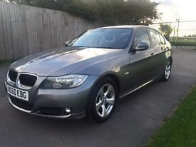 2010 60 BMW 320d efficient dynamics service history Bluetooth aircon 6 speed