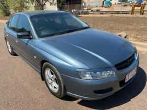 HOLDEN COMMODORE 2002 AUTOMATIC Winnellie Darwin City Preview