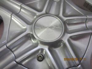 "15"" x 6.5""  Silver Aluminum Wheels"