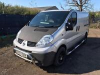 Renault Trafic 2.0TD SL27dCi 115, 2008, Fully loaded, Just Serviced