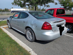 2005 Pontiac Grand Prix Automatique Berline